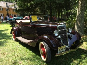 2019 CAPE MAY, NJ ANTIQUE & CLASSIC AUTOMOBILE SHOW @ CAPE MAY CITY, NJ | Cape May | New Jersey | United States