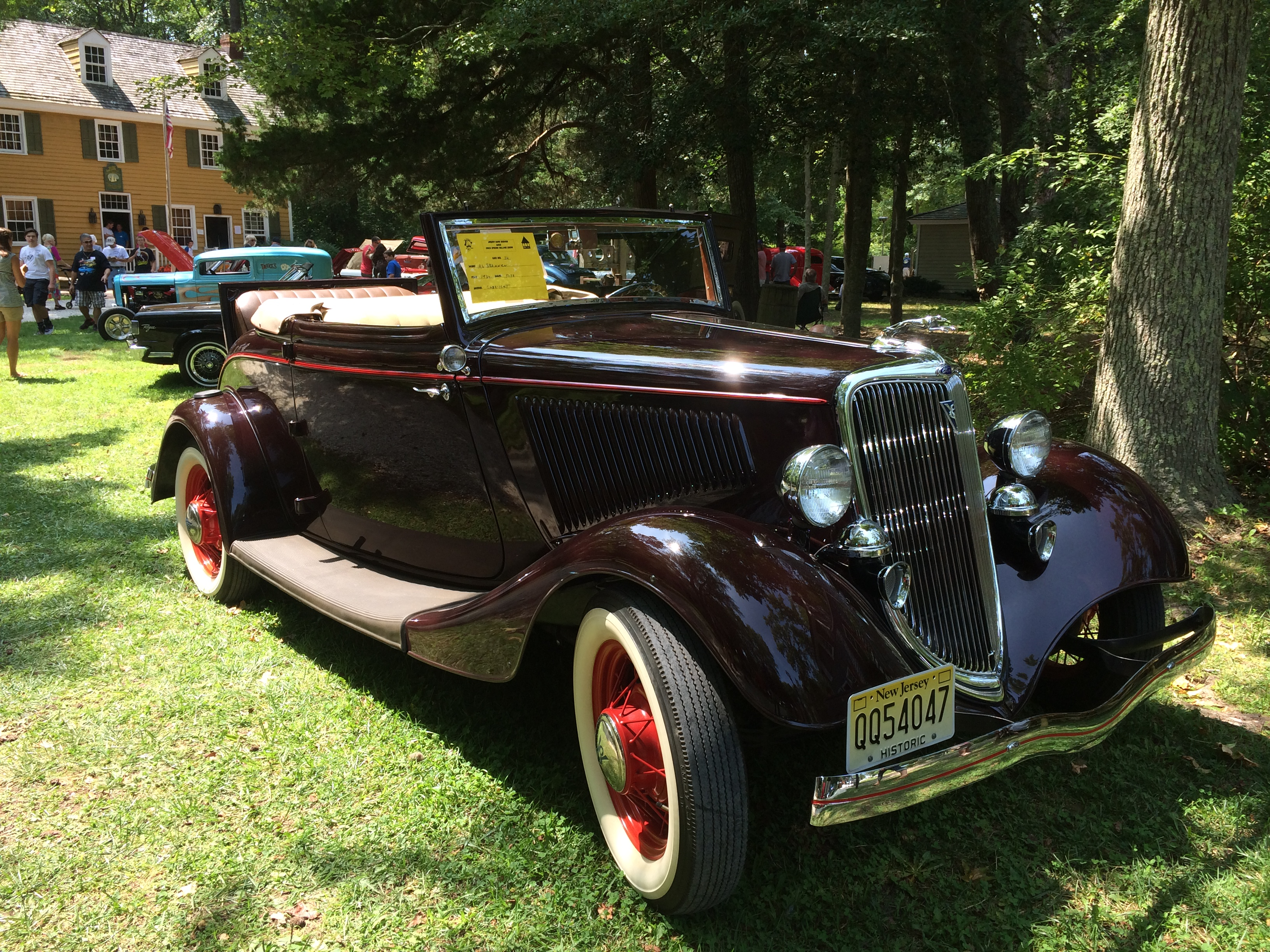 2019 CAPE MAY, NJ ANTIQUE & CLASSIC AUTOMOBILE SHOW