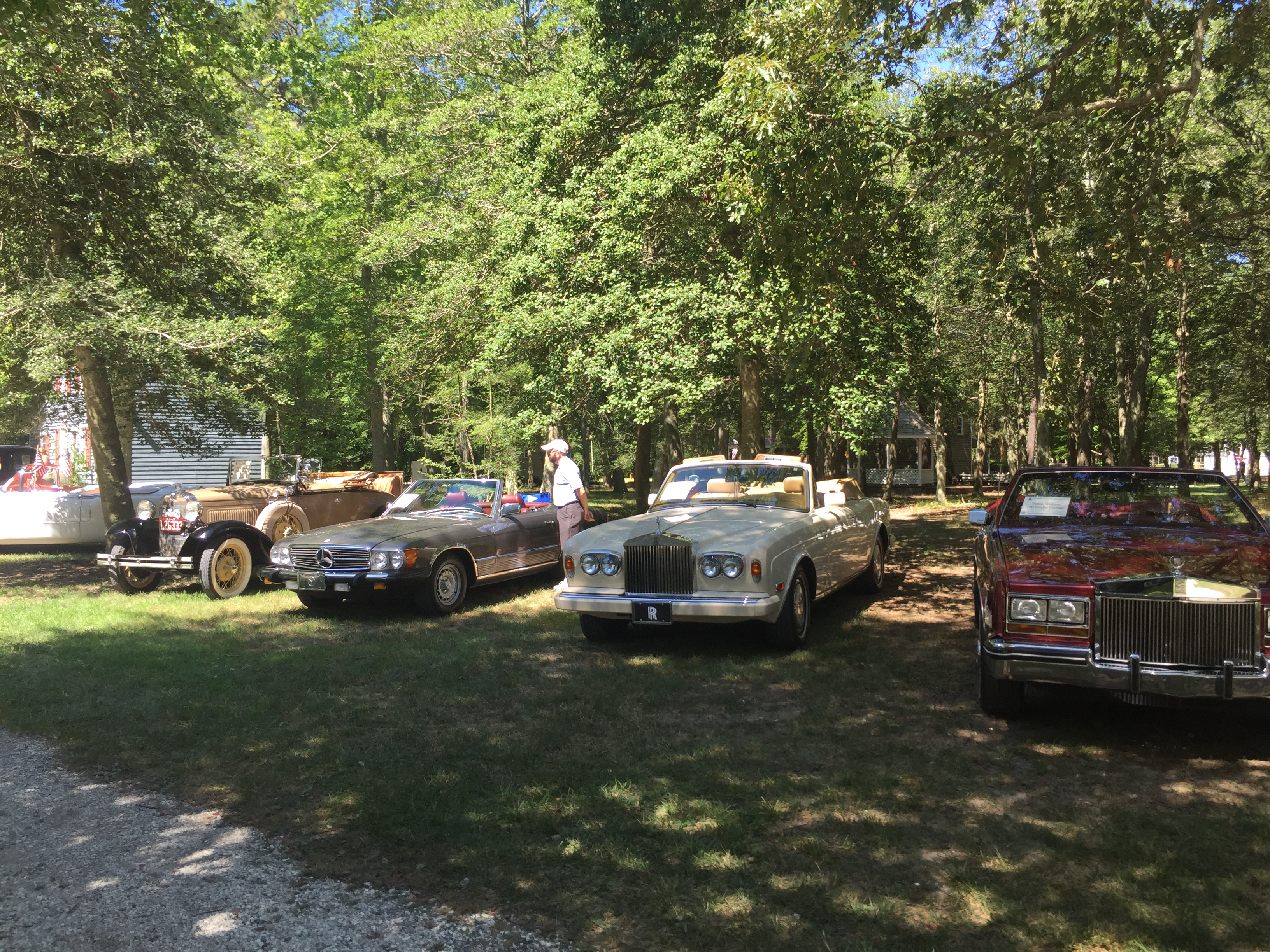 2019 HISTORIC COLD SPRING VILLAGE ANTIQUE & CLASSIC AUTOMOBILE SHOW